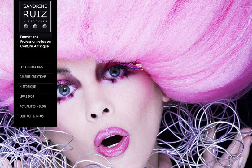 Sandrine Ruiz coiffure professionnel