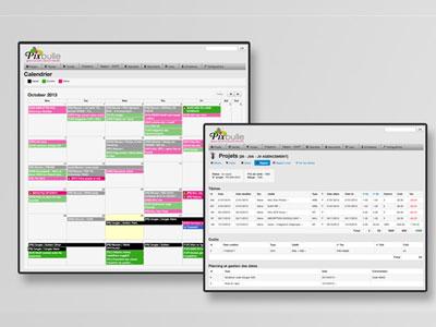 Outil de suivi et gestion de projets Pixproject