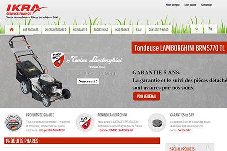 Site Internet Ikra France