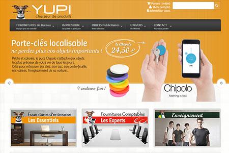 Site Internet Yupi